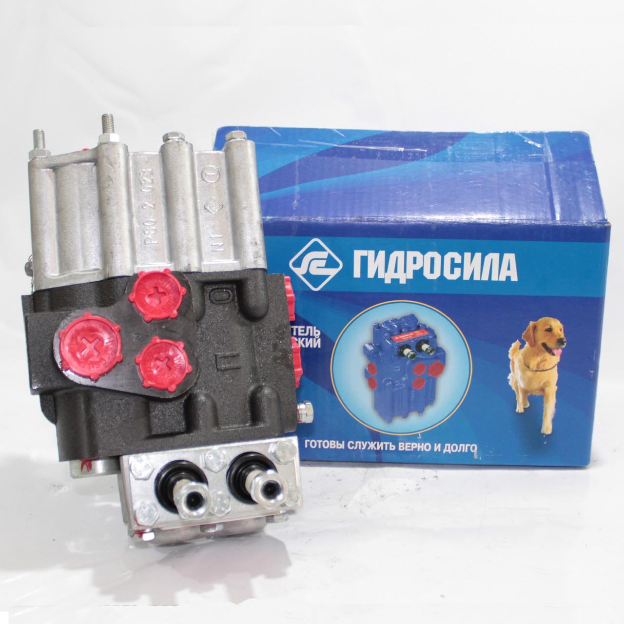 """Гидрораспределитель Р80-3/1-22 """"Гидросила"""" Т-25, Т-16"""